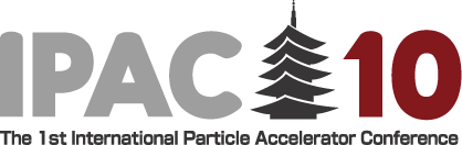 The First International Particle Accelerator Conference