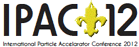 IPAC12 logo