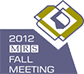 MRS Fall logo