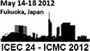 ICEC 24/ICMC 2012 logo