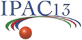 4th International Particle Accelerator Conference logo