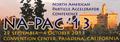 NA-PAC13 logo