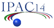 2014 International Particle Accelerator Conference logo