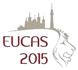 EUCAS 2015 logo