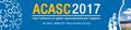 ACASC 2017 logo