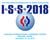 ISS 2018 2018 logo