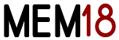 MEM18 logo