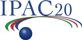 IPAC'20 logo