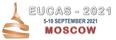 EUCAS 2021 logo