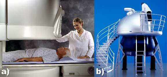 MRI and NMR